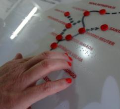 Placas braille